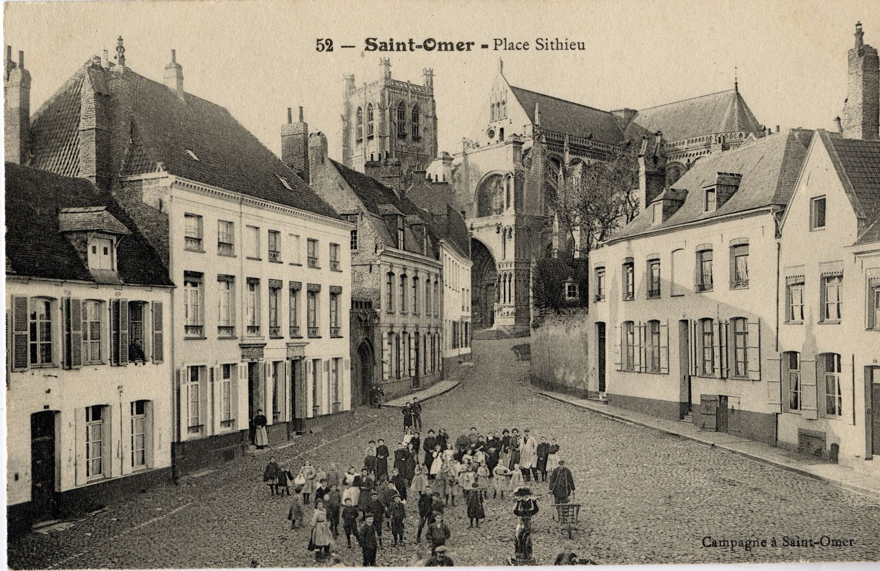 fichier saint omer place wikipasdecalais. Black Bedroom Furniture Sets. Home Design Ideas