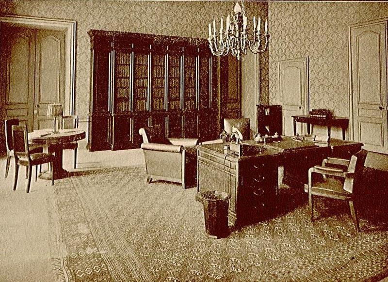 Fichier:arras cci palais saint vaast bureau président.jpg