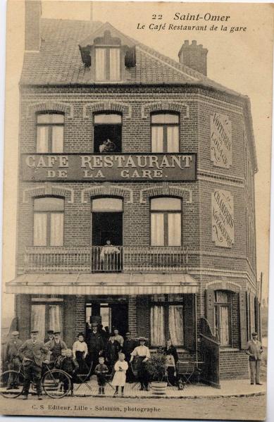 Cafe Saint Omer Concert Vendredi  Fevrier