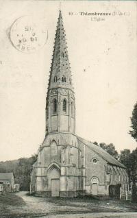 La tour vers 1900