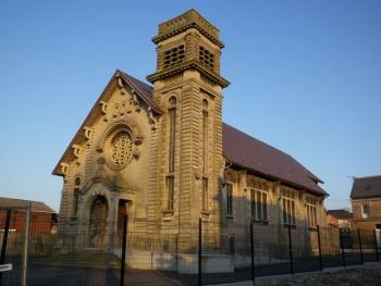 eglise catholique Hénin-Beaumont
