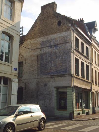 Saint Omer Rue Louis Martel Restaurant Le Rills